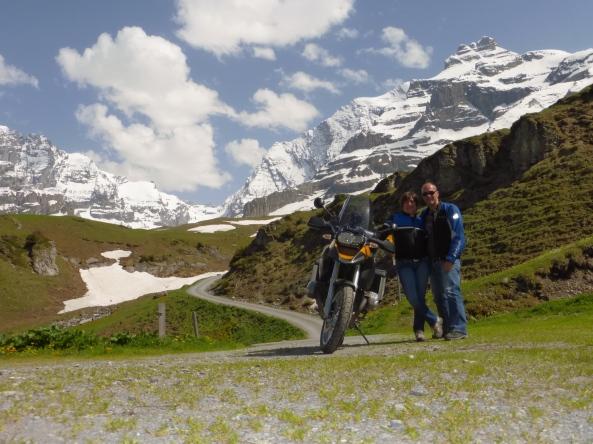 La otra Suiza en Moto