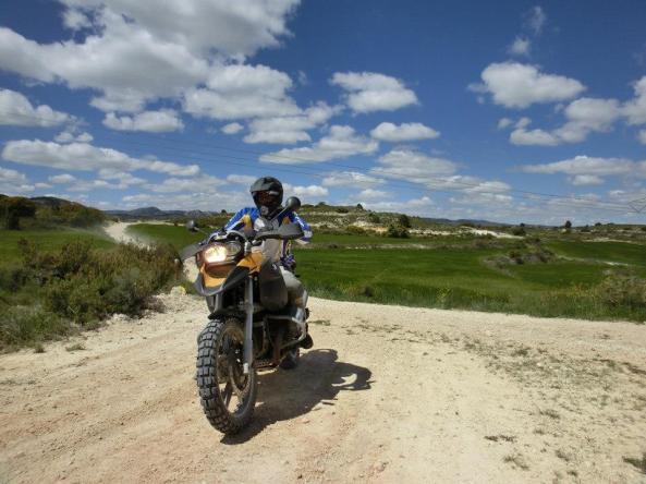 Off Road R1200GS